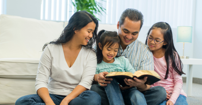 Deepening Your Faith Together as a Family image