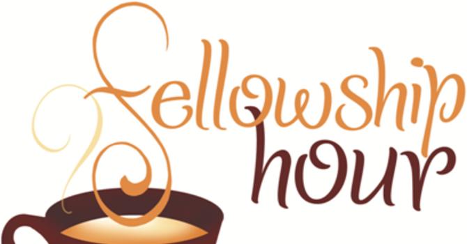 Sunday Virtual Fellowship Time
