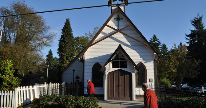 St. George's, Fort Langley