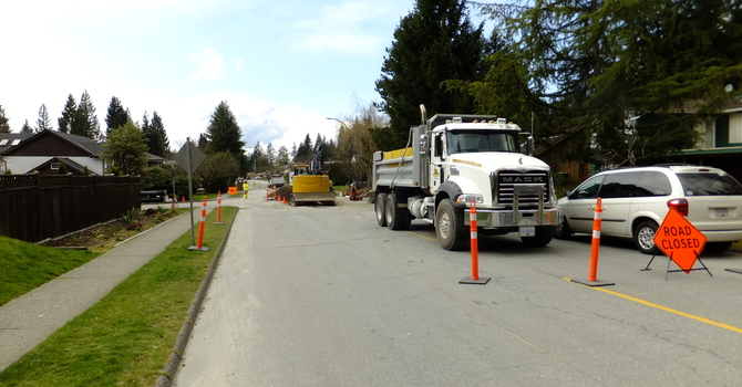 Municipal Utilities Upgrades District of North Vancouver image