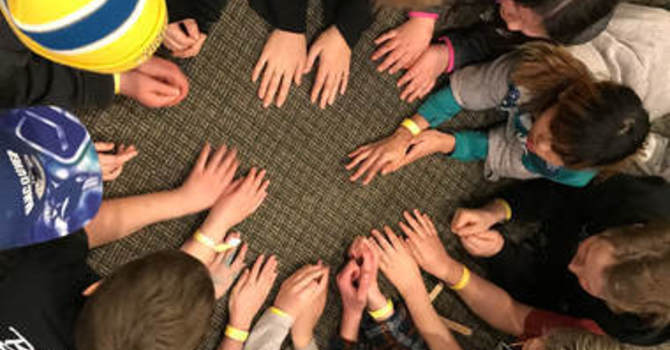Imagine:  a Children's Retreat (Online) image