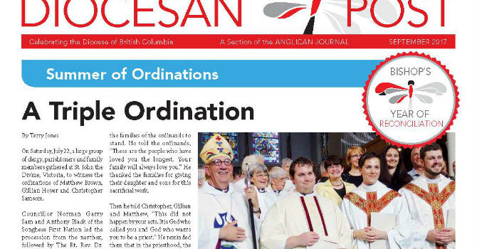 Sept 2017 Diocesan Post image
