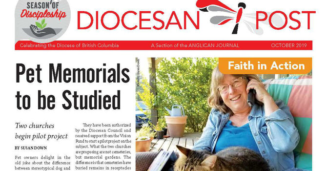 October 2019 Diocesan Post image