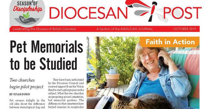 October 2019 Diocesan Post