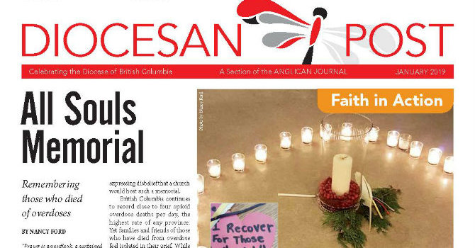 January 2019 Diocesan Post image