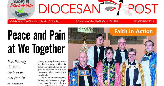 November 2019 Diocesan Post