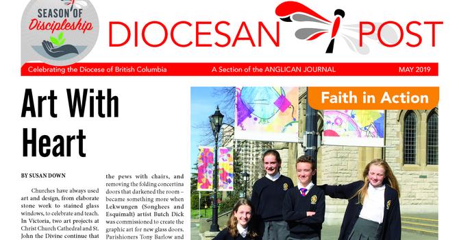 May 2019 Diocesan Post