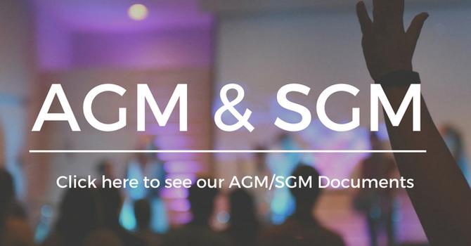 AGM & SGM Documents