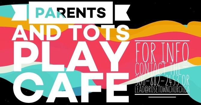 Parent and Tot Play Cafe
