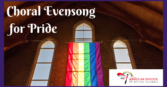 Choral Evensong for Pride image