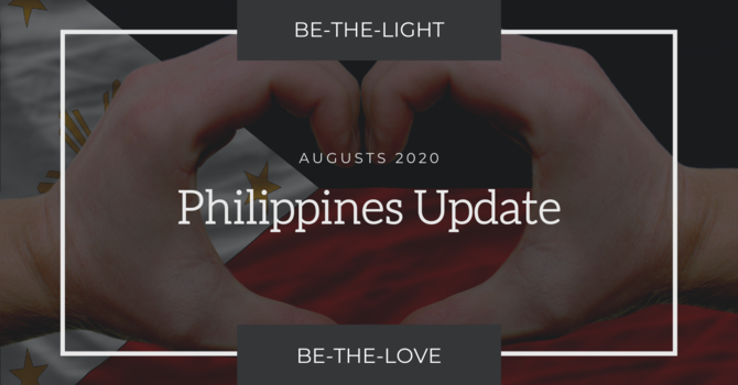 Philippines Missions Update for August image