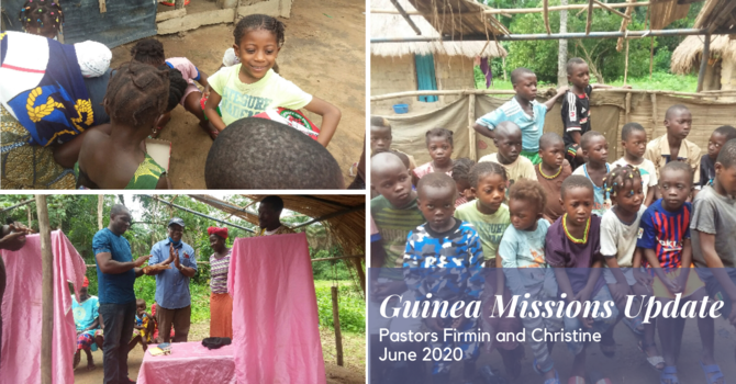 Guinea Missions Update image