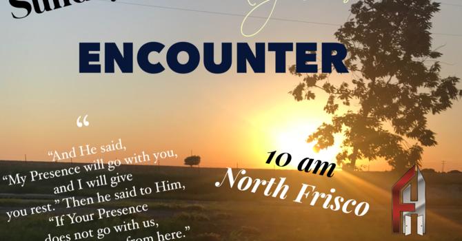 Sunday Encounter