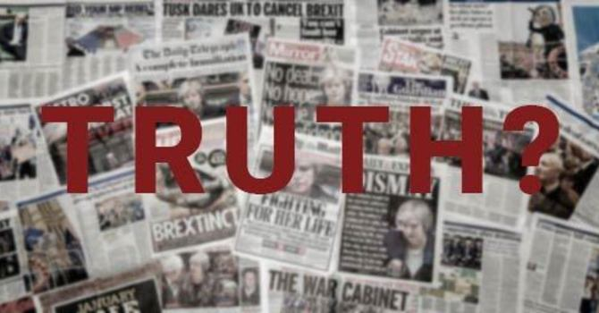 24th April - The Truth is Out