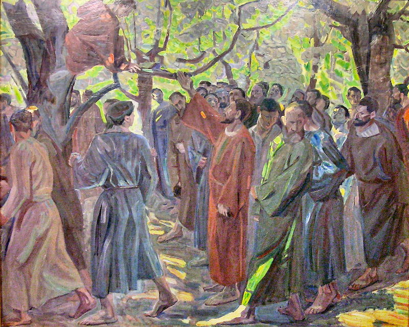 Mutual Hospitality: The Story of Jesus & Zacchaeus