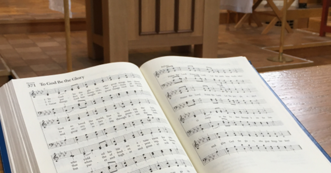 What is your favourite hymn?