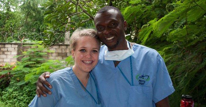 Sonya Van Hove - Sierra Leone image