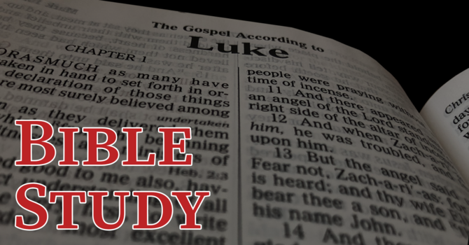 Tuesday Evening Bible Study