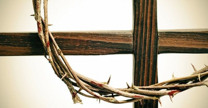 Good Friday Leaflet and Sermon image