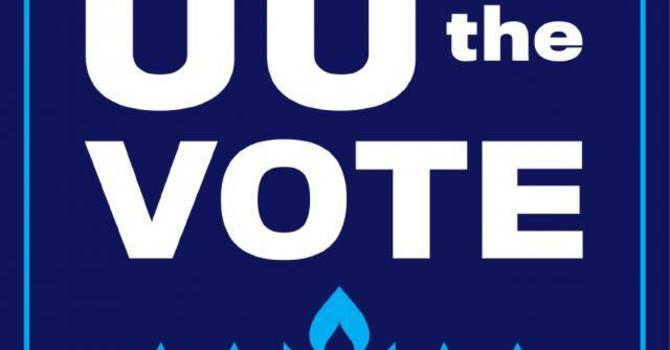 UU THE VOTE! image