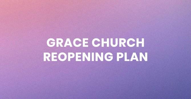 Re-Opening Plan - Phase 2 image