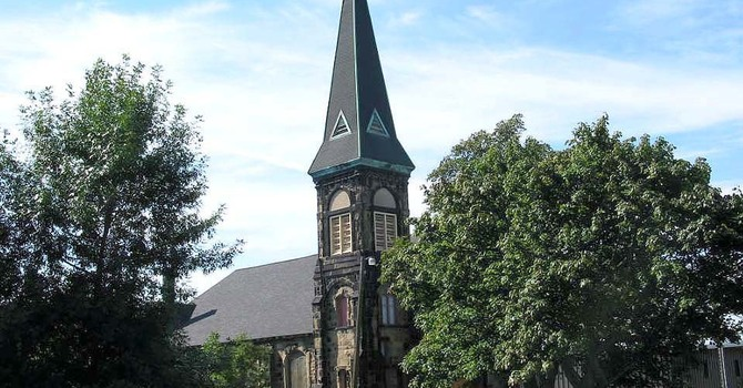 Former St. James the Less, Saint John