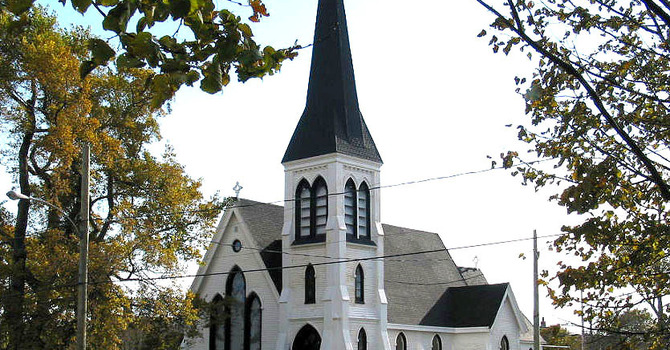 Former St. Jude, Saint John (West)