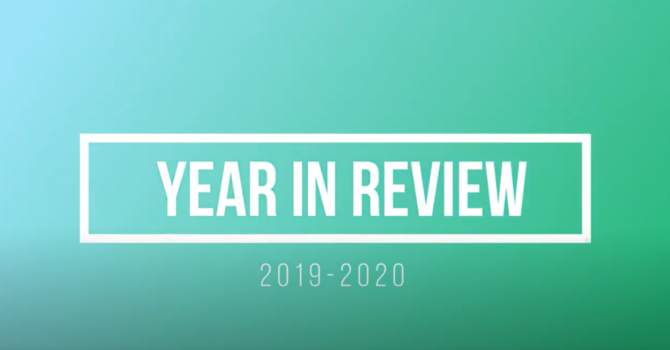 A Year in Review Video image