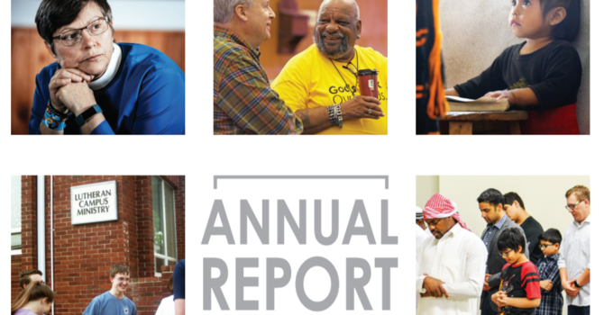 Annual Report 2019-2020 Now Available image