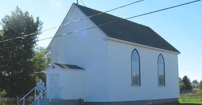 Former St. James, Cape Tormentine
