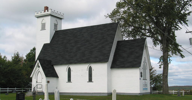 Former St. James the Less, Tay Creek