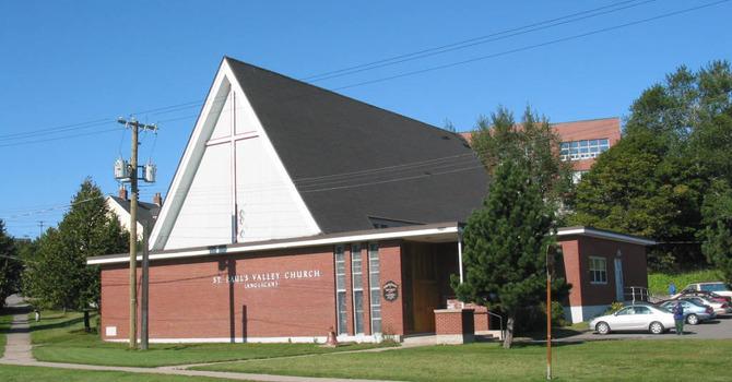 Former St. Paul's Valley, Saint John