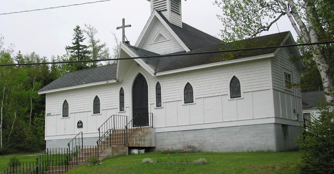 Former St. Alban the Martyr, Crystal Beach