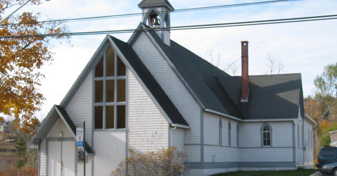 Former St. John the Evangelist, Grand Bay