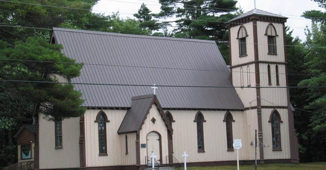 Former St. Luke's, Welsford