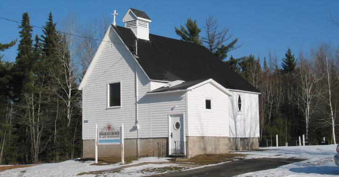 Former St. John the Evangelist, Beaverdam