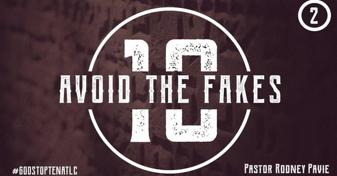 Avoid The Fakes