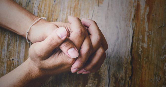Does Prayer Accomplish Anything?  image