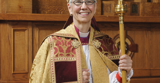 Archbishop Melissa's Retirement Announced image