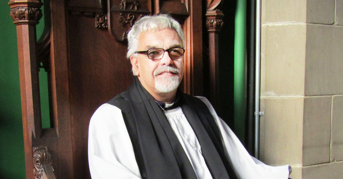 Bishop David chosen as Archbishop of the Province of Canada image