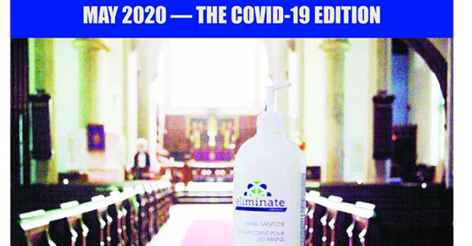 May 2020 New Brunswick Anglican image