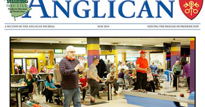 New Brunswick Anglican May 2019 image