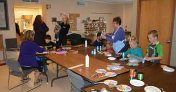 Messy Church - for Children & their families