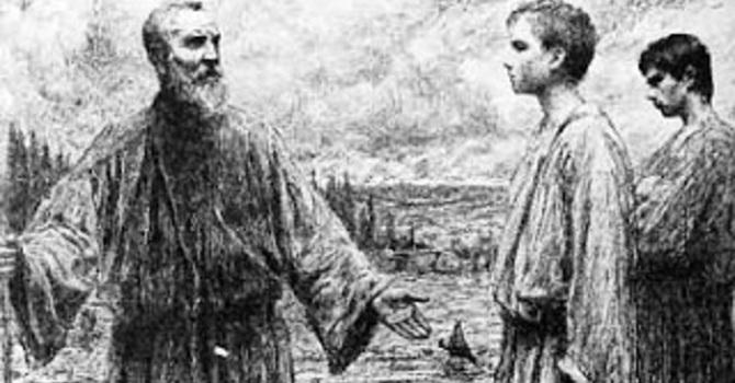 Pentecost 17A Sept 27, 2020