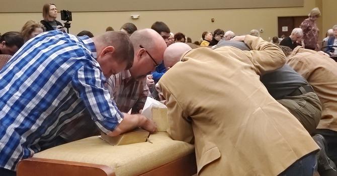 Men and Women's Prayer Groups