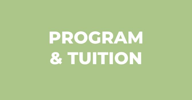 2020-21 Program & Tuition