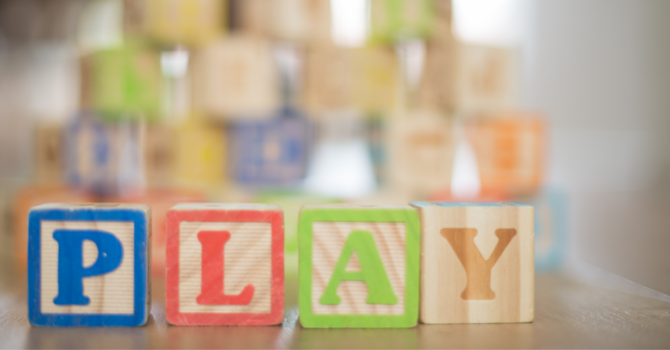 STAY & PLAY from 12-2 pm image
