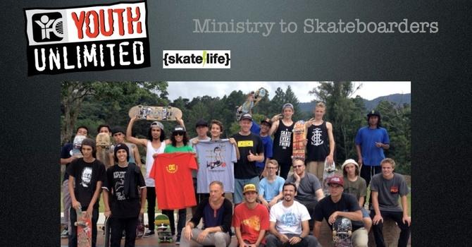 Revolution Skateboard Ministry image
