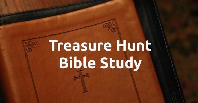 Treasure Hunt Bible Study