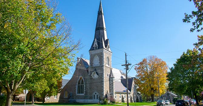 St. John the Evangelist, Prescott